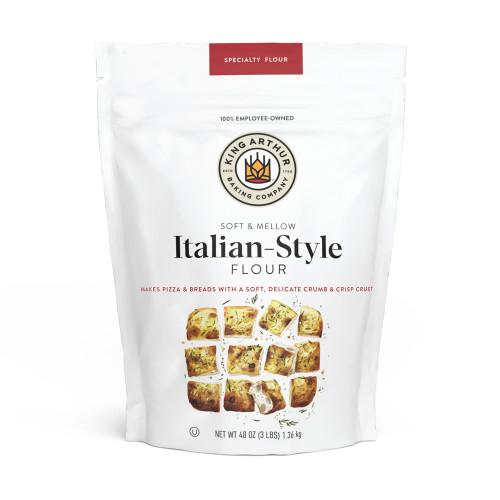 Product Photo 1 Italian-Style Flour - 3 lb.