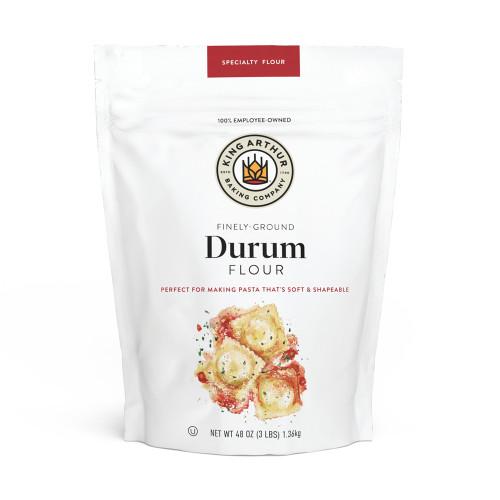 Product Photo 1 Durum Flour - 3 lb.