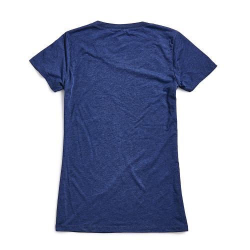 Product Photo 2 Ladies Slim Fit Round King Arthur Logo Tee - Blue