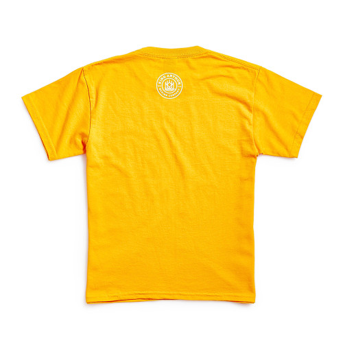 Product Photo 2 Youth Bake Tee - Gold