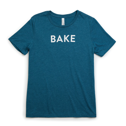 Product Photo 1 Ladies Relaxed Fit Bake Tee - Deep Teal