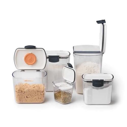 Rectangular Airtight Flour Keeper Product Photo 2
