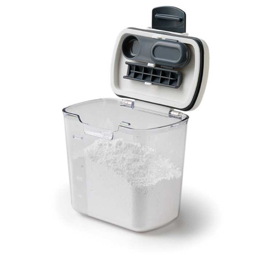 Rectangular Airtight Powdered Sugar Keeper Product Photo 1