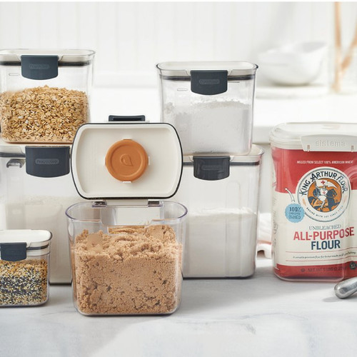 Rectangular Airtight Powdered Sugar Keeper Product Photo 2