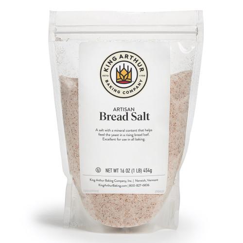 Product Photo 1 Artisan Bread Salt - 16 oz.
