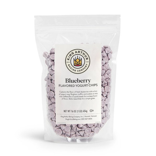 Blueberry Flavored Yogurt Chips Product Photo 2