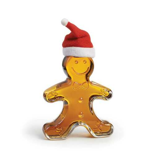 Gingerbread Boy Maple Syrup 1