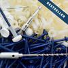 Pro-Tect Pool Fastener Kit - White