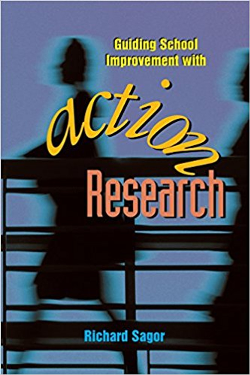 "Action research, explored in this book, is a seven-step process for improving teaching and learning in classrooms at all levels. Through practical examples, research tools, and easy-to-follow ""implementation strategies,"" Richard Sagor guides readers through the process from start to finish. Learn how to uncover and use the data that already exist in your classrooms and schools to answer significant questions about your individual or collective concerns and interests. Sagor covers each step in the action research process in detail: selecting a focus, clarifying theories, identifying research questions, collecting data, analyzing data, reporting results, and taking informed action. Drawing from the experience of individual teachers, faculties, and school districts, Sagor describes how action research can enhance teachers' professional standing and efficacy while helping them succeed in settings characterized by increasingly diverse student populations and an emphasis on standards-based reform. The book also demonstrates how administrators and policymakers can use action research to bolster efforts related to accreditation, teacher supervision, and job-embedded staff development. Part how-to guide, part inspirational treatise, Guiding School Improvement with Action Research provides advice, information, and encouragement to anyone interested in reinventing schools as learning communities and restructuring teaching as the true profession it was meant to be."