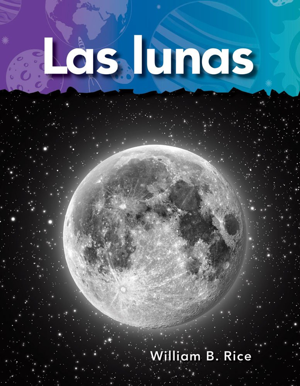 <p>There is a bright light in the night sky. Sometimes it is round like a ball, sometimes it is a crescent, and sometimes it is not there at all! What is this strange and changing thing? It is the moon, of course! Read all about our moon and the moons surrounding other planets in this Spanish-translated book.</p>