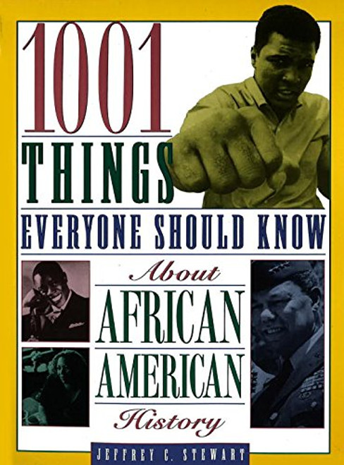 1001 Things Everyone Should Know about American History by Jeffrey C Stewart