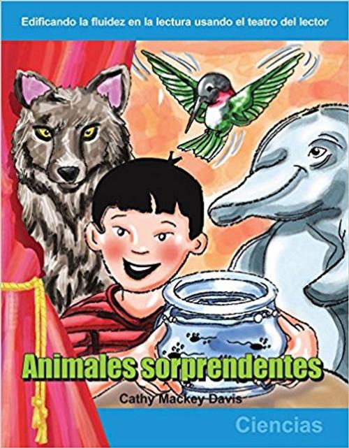 Animales sorprendentes (Amazing Animals) by Cathy Mackey Davis
