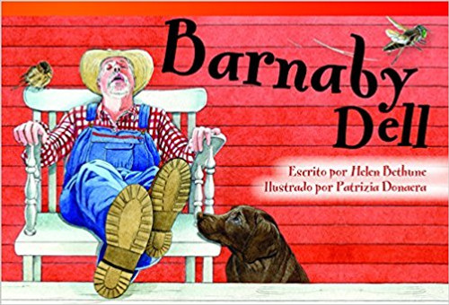 Barnaby Dell (Spanish Version) by Helen Bethune