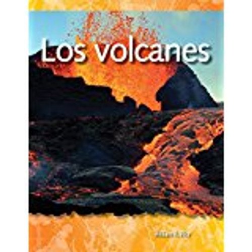<p>Images of an erupting volcano can be mesmerizing. Readers may be surprised to learn that volcanoes erupt every day. Some erupt constantly, while others lie dormant for years or even centuries. Through engaging text and brilliant photos in this Spanish title, readers learn what happens beneath the Earth to cause a volcanic eruption and the different structures beneath the Earth that cause new land to form.</p>