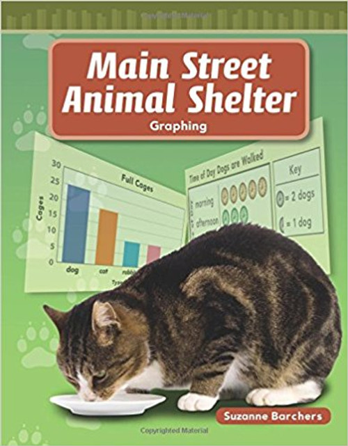 Main Street Animal Shelter by Suzanne Barchers