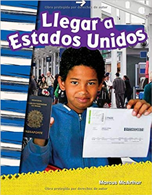 Llegar a Estados Unidos (Coming to America) by Marcus McArthur