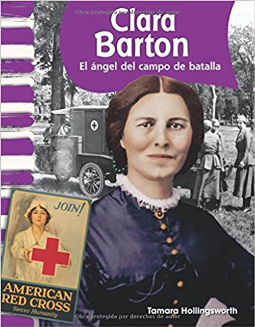 Clara Barton by Tamara Hollingsworth