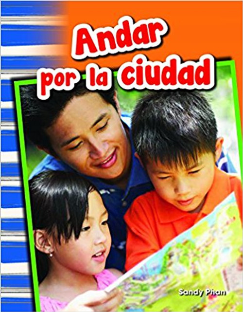 Andar por la ciudad (Getting Around Town) by Sandy Phan