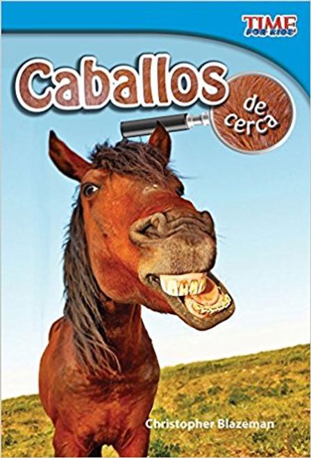 Caballos de cerca (Horses Up Close) by Christopher Blazeman