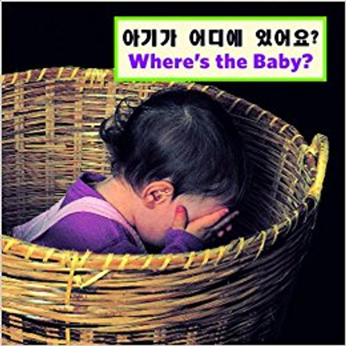 Where's the Baby? (Russian/English) by Cheryl Christian