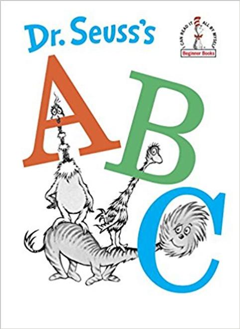 Dr. Seuss's ABC (Beginner Books) by Dr Seuss