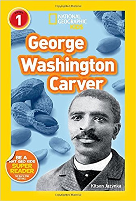 George Washington Carver (National Geographic) by Kitson Jazynka