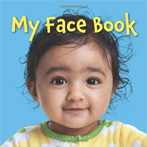 My Face Book (Burmese) by Star Bright Books