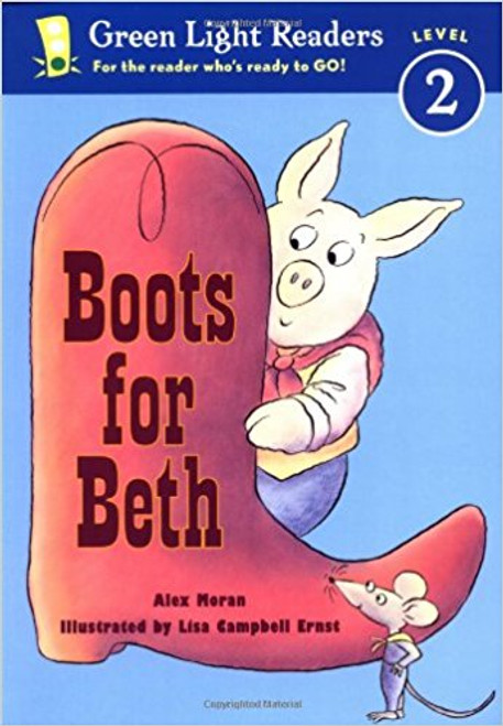 Boots for Beth by Alex Moran