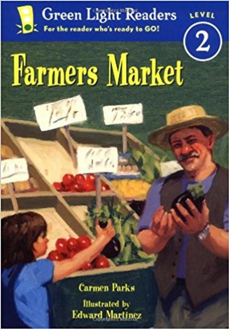 Farmers Market (Green Light Readers) by Carmen Parks