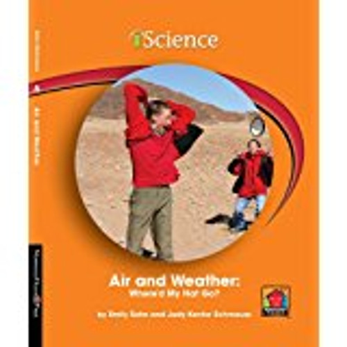 <p>Describes the importance of air and weather and the profound effects they have on our daily lives. As readers use scientific inquiry to learn about how and why air and weather are connected, an activity based on real world situations challenges them to apply what they've learned in order to solve a puzzle.</p>