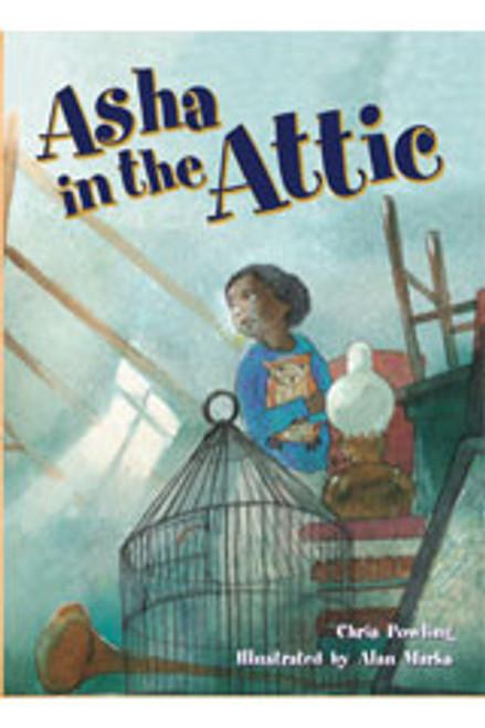 Asha in the Attic