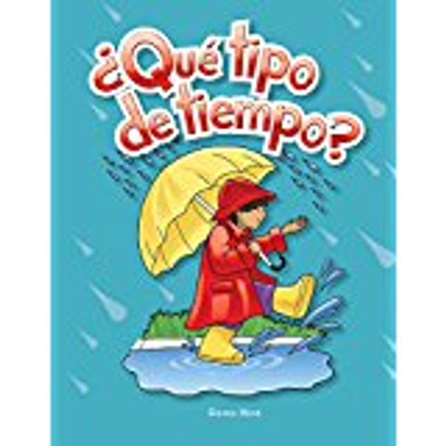 <p>What kind of weather are we having today? What clothes should I wear? Children will want to answer these questions as they read this delightful book about weather and how to dress for it. This book has been translated into Spanish and allows for a wonderful shared reading experience for children who are beginning readers and is an excellent tool for building the confidence new readers need to embark on the adventures that await them while reading!</p>