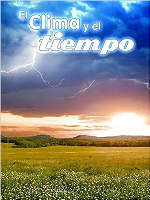 From Basic Information About Air Pressure To Cloud Formations, This Book Goes On To Explain Violent Weather Conditions And How To Prepare For Them. Also Talks About The Earth's Changing Weather Patterns And Climates And What Role We Play In Those Changes. Correlated To Common Core, Texas TEKS, Virginia Sols, And Georgia Performance Standards.