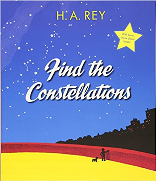 Find the Constellations by H A Rey