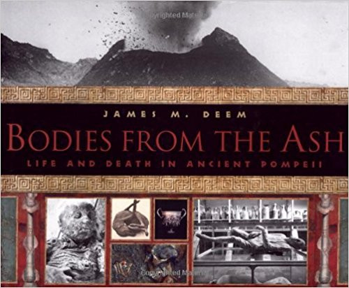 Bodies from the Ash: Life and Death in Ancient Pompeii by James M Deem