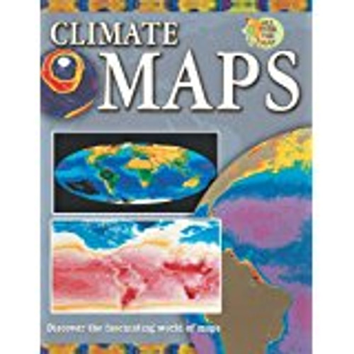 <p>Want to know what the weather is like in different parts of the world? In this book, children will learn about maps that feature the world's different climate zones, temperature, and precipitation. They will also learn how maps can track climate change.</p>