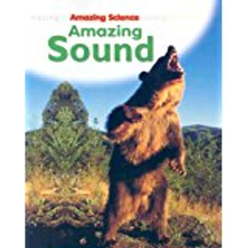 <p>This interesting new book introduces children to the concepts of vibration, echo, and sound waves as well as how sound travels through the air, water, ground, and even walls. Amazing photographs show how bats use sound waves to find insects to eat, and how musical instruments make sound through vibrating air, strings, and skins.</p>