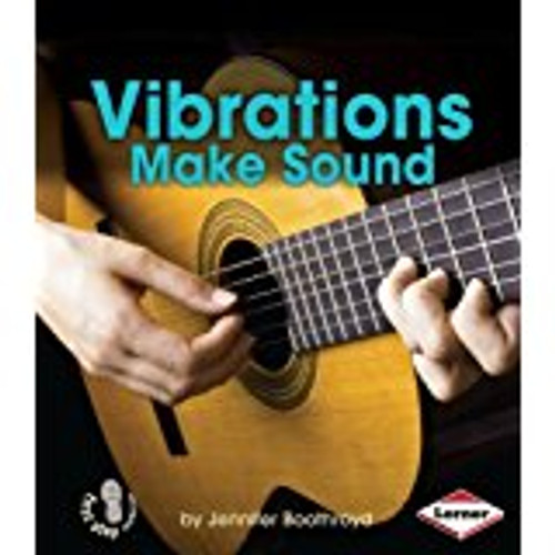 <p>Young readers will learn how vibrations make sound and why we can hear it in this accessible, photo-filled book. Simple text and vibrant photos bring basic science concepts to life and encourage kids to engage with the sounds they hear.</p>
