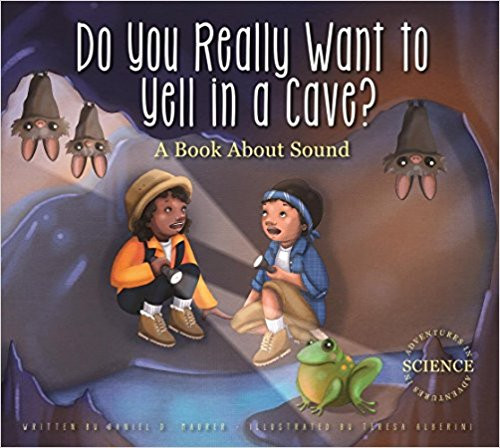 Do You Really Want to Yell in a Cave?: A Book about Sound by Daniel Maurer