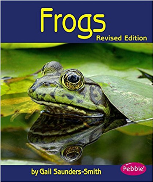 Frogs by Gail Saundes-Smith
