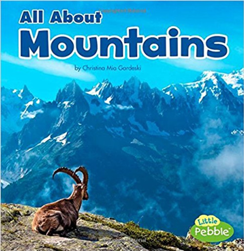 All about Mountains by Christina Gardeski