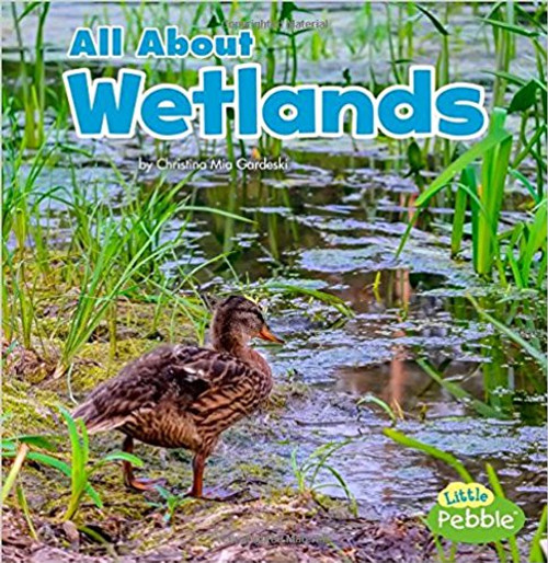 All about Wetlands by Christina Gardeski