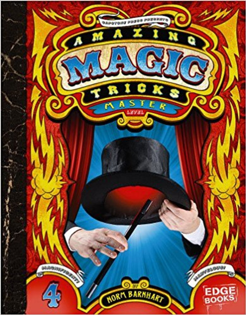 Amazing Magic Tricks, Master Level by Norm Barnhart
