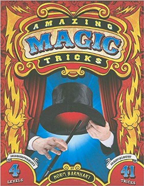 Amazing Magic Tricks by Norm Barnhart