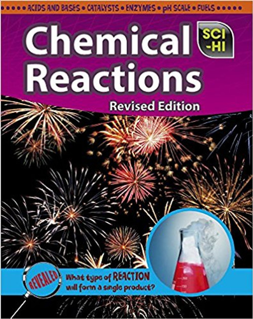Chemical Reactions by Eve Hartman