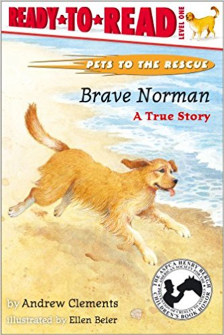 Brave Norman: A True Story by Andrew Clements