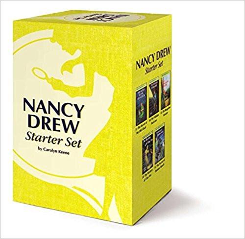 Nancy Drew Starter Set by Carolyn Keene