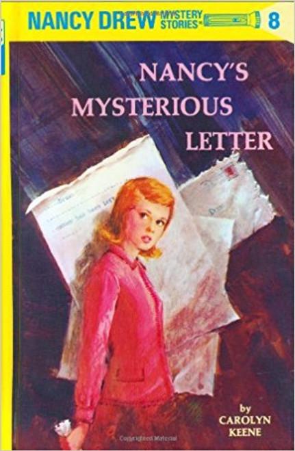 Nancy's Mysterious Letter by Carolyn Keene