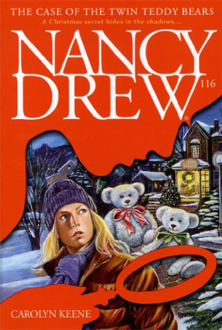 The Case of the Twin Teddy Bears by Carolyn Keene