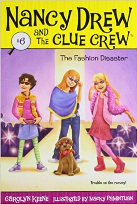 Fashion Disaster by Carolyn Keene